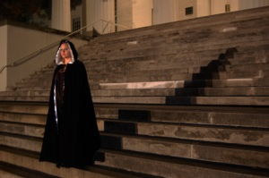 Even though Transylvania's ghost tours are over, the Lexington Ghost Walk and Creepy Crawl will continue till Nov. 7.