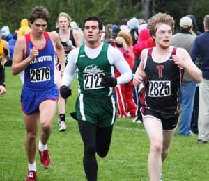 The men's cross-country team is trying to recover as three of the four players nurse injuries.