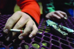 A committee was formed in September to decide whether a smoking ban will be enacted on Transy's campus.